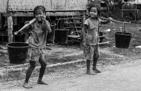 Laos / Population / 2012