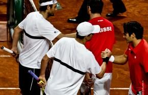 Coupe Davis Suisse VS États-Unis