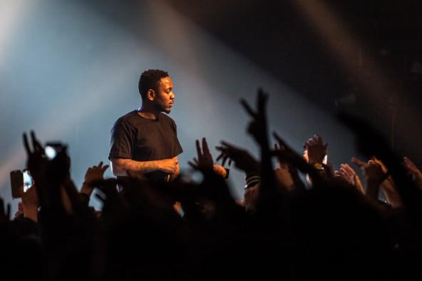 Kendrick Lamar aux Docks de Lausanne