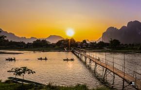 Laos / Paysages / 2012