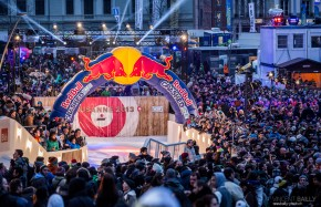 Redbull Crashed Ice Lausanne 2013
