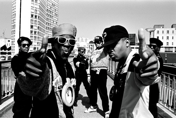Public Enemy en concert aux Docks !