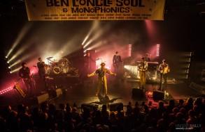 Ben L'Oncle Soul & Monophonics / Docks / 31.10.2013